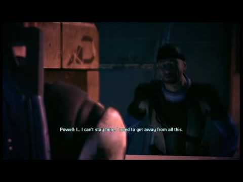 Mass Effect Walkthrough Part 5 - Cole &amp; Powell