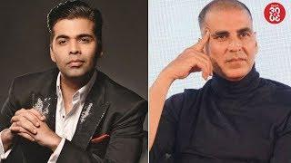 Karan Johar In 'SOTY 2' Cast | Akshay's Strategy On 'Padman' Vs 'Padmaavat' Clash Revealed - ZOOMDEKHO