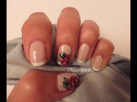 Manicura francesa!!/ french manicure