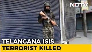 Telangana Man Identified As Third Terrorist Killed In Anantnag Encounter - NDTV