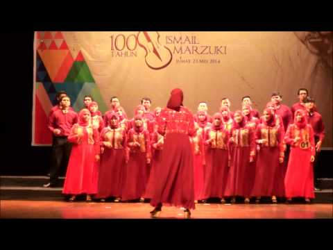 Padus FKK UMJ 100th Ismail Marzuki