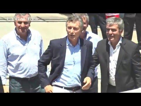 Macri anunció la suba de 10% al 12% en el corte de etanol en las naftas