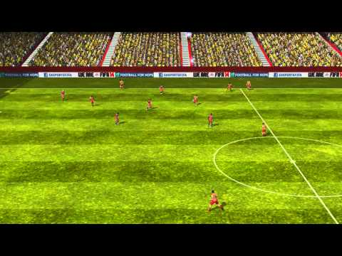 FIFA 14 Android - Shah of Kafkaz VS Bolton