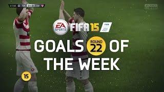 """فيديو .. أجمل 7 أهداف لنجوم العالم في لعبة """"الفيفا 15"""""""