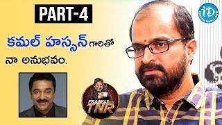 Writer Abburi Ravi Exclusive Interview Part #4 || Frankly With TNR || Talking Movies With iDream - IDREAMMOVIES