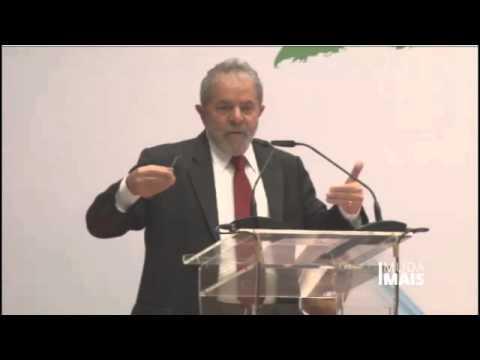 Lançamento do site Brasil da Mudança: discurso de Lula