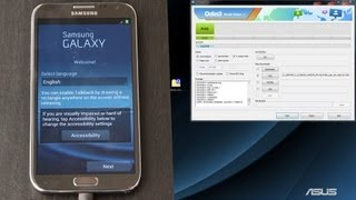 How To UnRoot / UnBrick / Flash your Sprint Galaxy Note 2 / II STOCK!