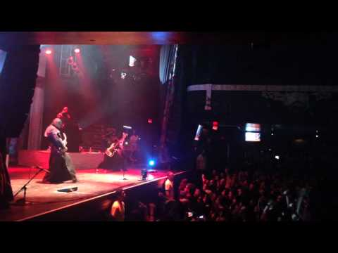 Ghost B.C. Year Zero Live at The House Of Blues Las Vegas.