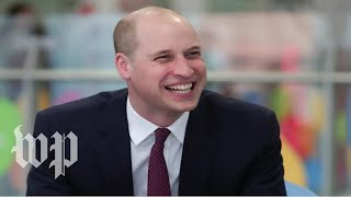 'Welcome to the club:' Prince William embraces baldness with new look - WASHINGTONPOST