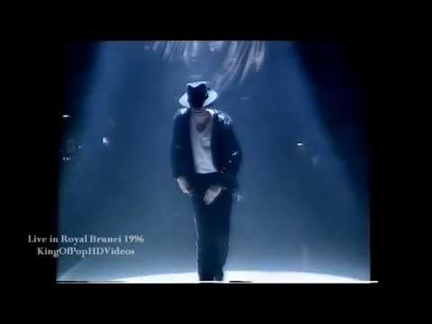 Michael Jackson - Billie Jean Live in Brunei - Royal Concert 1996 Best Quality [HD]