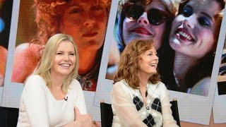 'Thelma & Louise' 25th Reunion   'GMA' Exclusive: - ABCNEWS