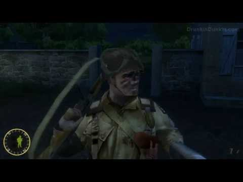 Lets Play Brothers in Arms: Road to Hill 30 (Chapters 1, 2 & 3)