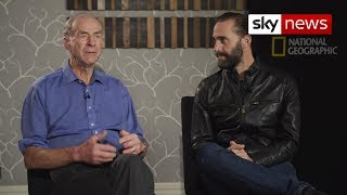 Breakfast with Mee: Sir Ranulph Fiennes - SKYNEWS