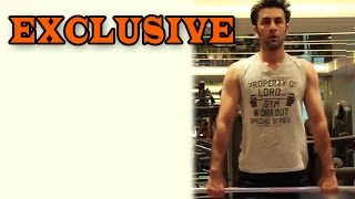 Ranbir Kapoor takes break from gyming | EXCLUSIVE