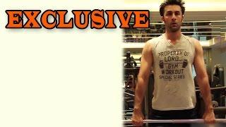 Ranbir Kapoor takes break from gyming | EXCLUSIVE