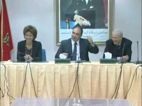 لقاء بين وزير الشباب والجمعية المغربية للصحافة الرياضية