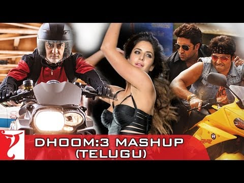TELUGU - Dhoom Machale Dhoom (Dhoom Majaa Le) - Song - DHOOM:3