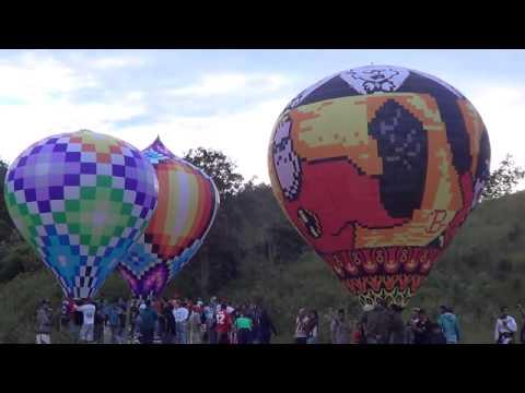revoada de balões 2013
