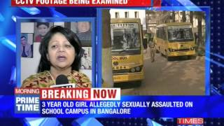 3-year-old sexually assaulted in Bangalore - TIMESNOWONLINE