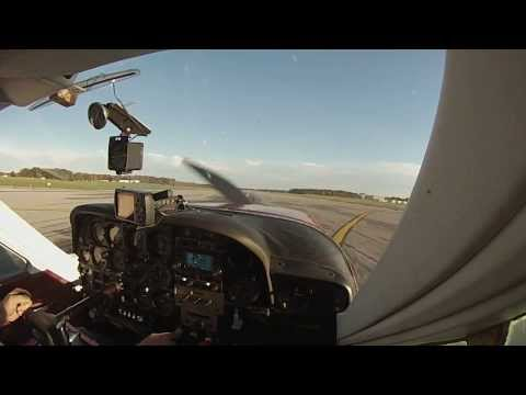 Some Fall Flying in the Cessna Cardinal