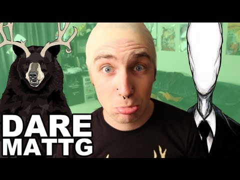 DARE MATTG 35 (PLAYING SLENDER, I'm Bald Now, Wigs For Cats)