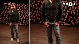 Emraan Hashmi's look with Checkered Zipper with Blue Denims | Emraan's OOTD - ZOOMDEKHO