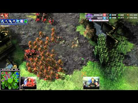 Moonglade vs TheSTC - Game 2 Part 2 - WCS AM Premier Ro16 Group B