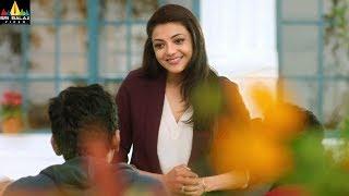 Enthavaraku Ee Prema Latest Movie Scenes | Kajal Aggarwal Comedy with Jiiva | Sri Balaji Video - SRIBALAJIMOVIES