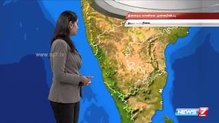 Weather Forecast 01-09-2015 – News7 Tamil Show
