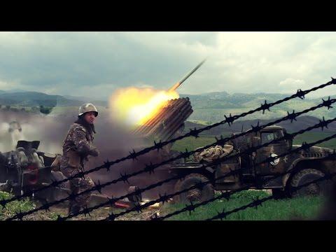 Nagorno Karabakh: four days of war, April 2016