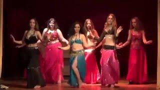 Танцы - Восток. Современный восточный танец  живота.