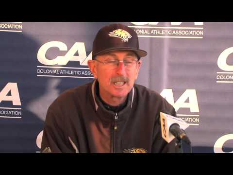 2013 Baseball #CAAChamps Game 7 Postgame Press Conference -- Towson