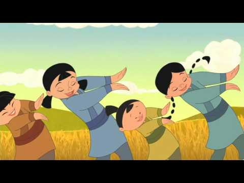 Mulan 2 - Lesson number one HD (Thai)