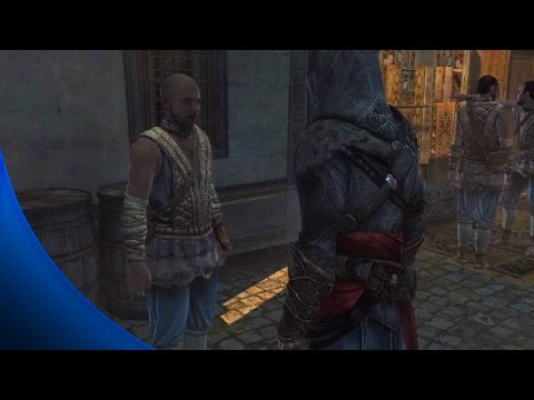 Assassins Creed Revelations: Thief Mission 'LOOSE LIPS' walkthrough [HD]