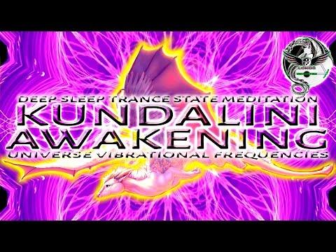 DEEP SLEEP TRANCE STATE Divine Mindfulness Meditation KUNDALINI Awakening Ascension Awareness Music