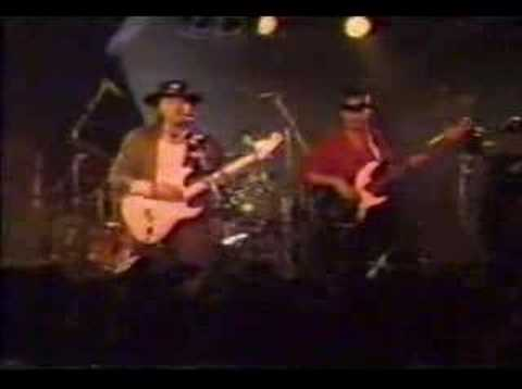 Stevie Ray Vaughan - Superstition