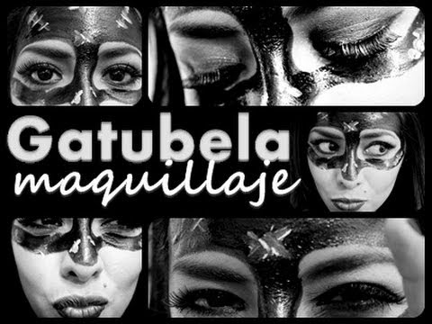 Maquillaje fácil♥GATUBELA(2)