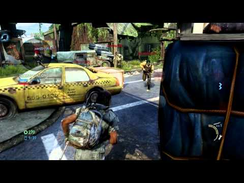 The Last Of Us - Multiplayer Interrogation Glitch (Shiv)