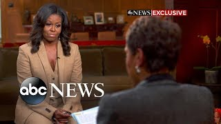 Michelle Obama opens up in an exclusive interview with Robin Roberts - ABCNEWS