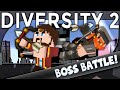 Minecraft - Diversity 2 - Withering Heights (Boss Battle)
