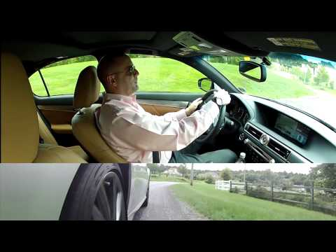 Driving Review - 2013 Lexus GS350 F-Sport - Test Drive and Review