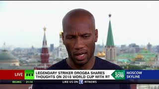Drogba: 'When African players lose, they go 'It's God's will' - RUSSIATODAY