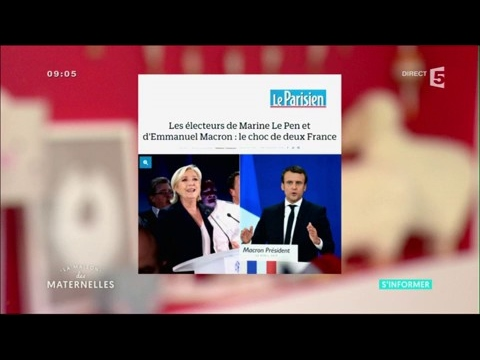Macron / Le Pen : Quelle politique familiale ? - La Maison des Maternelles