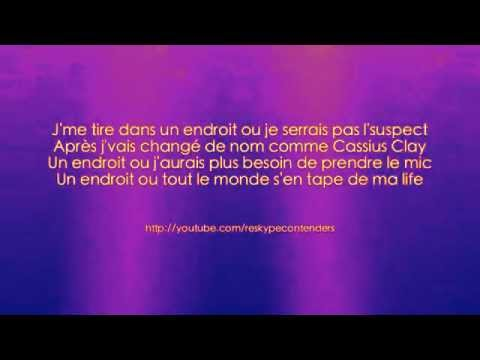 J'me tire - Maître Gims lyrics (sexion d'assaut ) Paroles