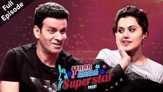 Naam Shabana | Manoj Taapsee Pannu & Manoj Bajpayee | Full Episode | YMS S2 With Sangeeta