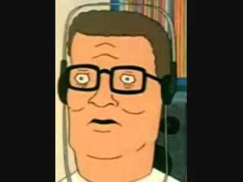 Hank Hill Calls Angry Redneck