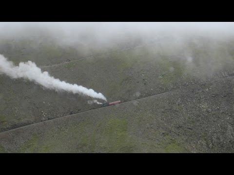 Wales - Eine Reise ins Schmalspurparadies