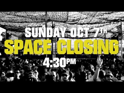 Space Ibiza Closing 2012
