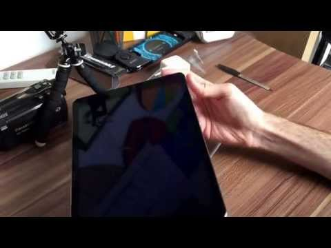Apple iPad Air 2 im Unboxing