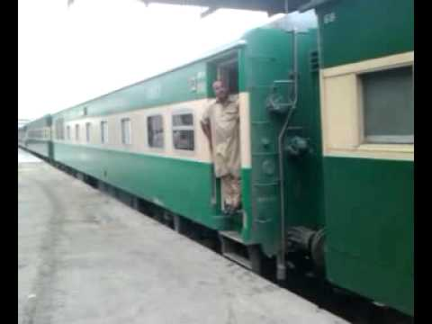 Pakistan Railways (islamabad express)